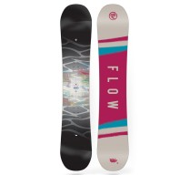 Snowboard FLOW SILHOUETTE 17/18
