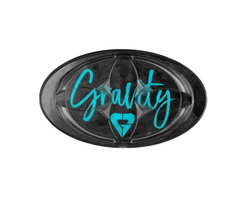 Grip GRAVITY SIRENE MAT BLACK 18/19