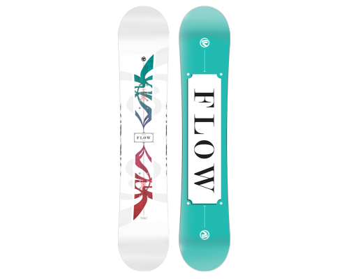 Snowboard FLOW VENUS WHITE 14/15