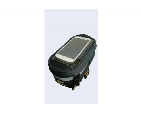 Brašna SPORT ARSENAL 520 na rám s kapsou pro mobil