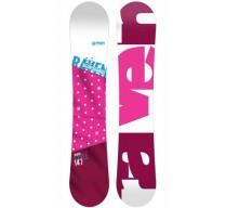 Snowboard RAVEN STYLE PINK 19/20