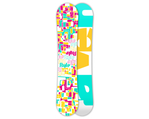 Snowboard RAVEN STYLE 14/15