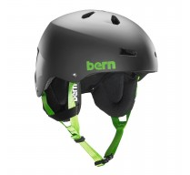 Helma BERN TEAM MACON MATTE BLACK 15/16
