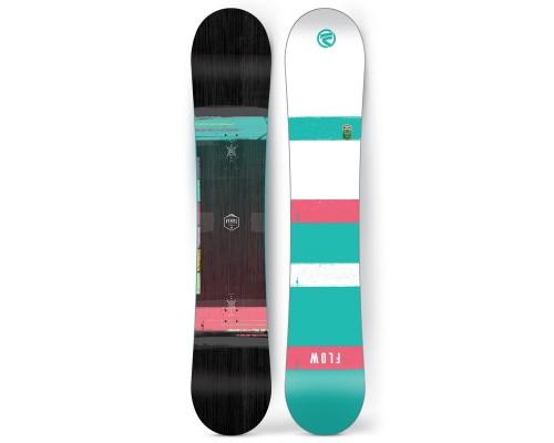 Snowboard FLOW VENUS BLACK 16/17