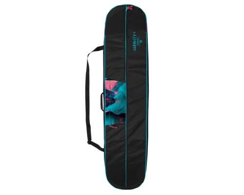 Obal na snowboard GRAVITY VIVID BLACK 20/21