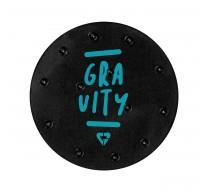 Grip GRAVITY VIVID MAT BLACK 20/21