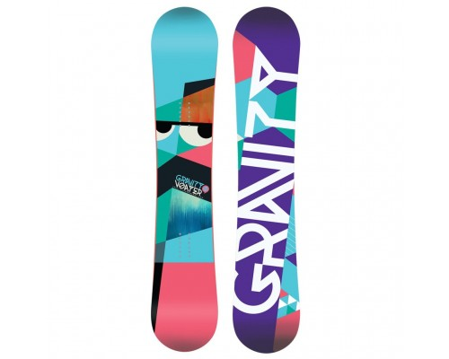 Snowboard GRAVITY VOAYER 16/17
