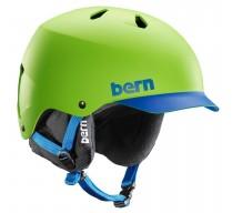 Helma BERN WATTS MATTE NEON GREEN/BLUE 14/15