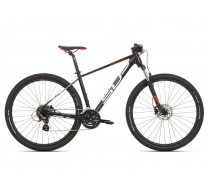 SUPERIOR XC 819 MATTE BLACK/WHITE/TEAM RED 2021
