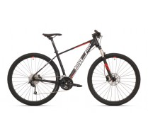 SUPERIOR XC 879 MATTE BLACK/WHITE/TEAM RED 2020
